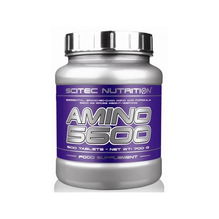 Amino 5600 - 500 caps | Aminoacizi | 4FIT